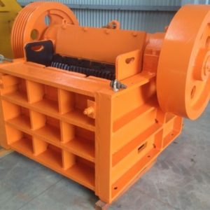 Jaw Crusher/Granulator (CGM148)