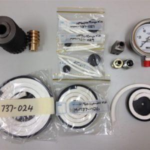 Servex Press Spare Parts