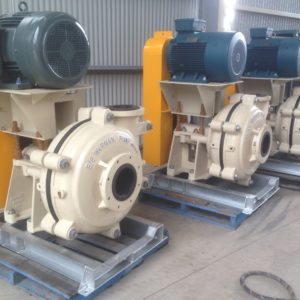 Warman and Slurry Pumps